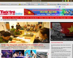 Triển khai báo Tuổi trẻ Thủ Đô online