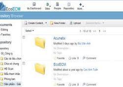 EcoIT bàn giao hệ thống quản lý văn bản số hóa trên nền tảng EcoECM cho Quảng Ninh