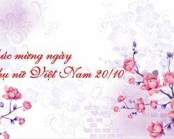 Thư chúc mừng của Ban Giám đốc EcoIT nhân ngày Phụ nữ Việt nam 20/10